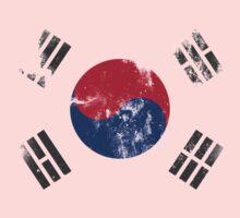Flag of South Korea Kids Clothes