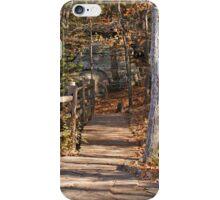 Walkway in Garden of the Gods iPhone Case/Skin