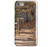 Walkway in Garden of the Gods iPhone Case/Skin