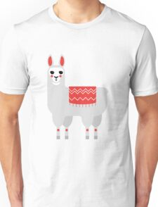 Meet the lama Unisex T-Shirt