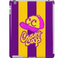 8-bit Crazy Cap iPad Case/Skin