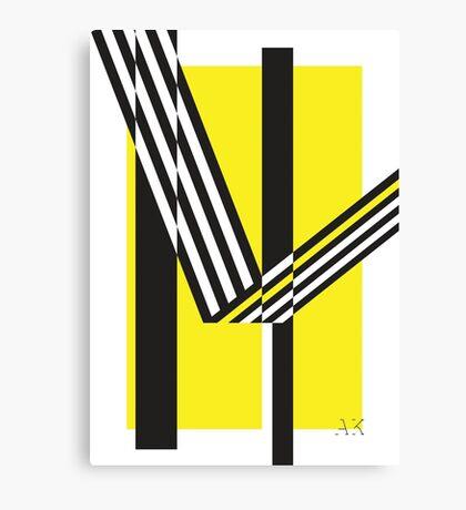 Geometric Composition 02 Canvas Print