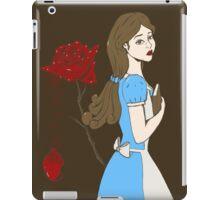 Belle Rose iPad Case/Skin