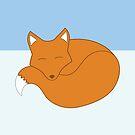 Sleepy Fox by Styl0