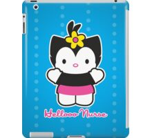 Hellooo Nurse iPad Case/Skin