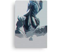 Ember - Warframe Canvas Print