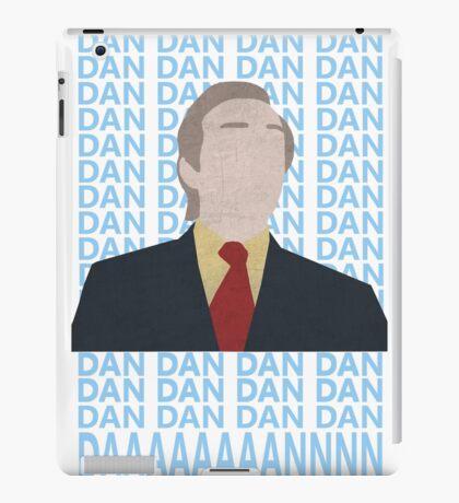 Alan Partridge Dan Dan Dan Daaaaan iPad Case/Skin