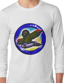 Radical Black-Capped Conure! Long Sleeve T-Shirt