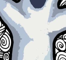 Ghostage Sticker