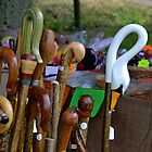 Amazing Crafted Walking Canes by lynn carter