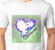 Tachyonen-Energie Herz10 Unisex T-Shirt