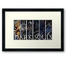 Dark Souls  Framed Print