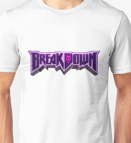 BREAKDOWN JOJO Unisex T-Shirt