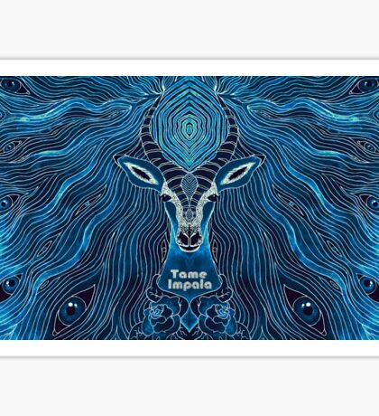 Tame Impala // Hypnotised Sticker