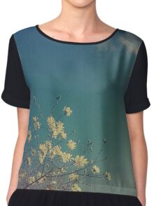 Head in the Clouds Chiffon Top
