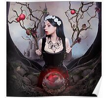 Twisted Fairytale Snowwhite Poster