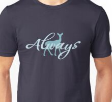 Always (Navy) Unisex T-Shirt
