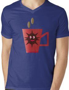 Morning coffee 3 Mens V-Neck T-Shirt