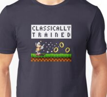 Classically Trained: Sonic Unisex T-Shirt
