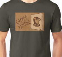 Coffee Painters' Tee Unisex T-Shirt