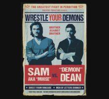 Wrestling Your Demons by Denise Ferragamo