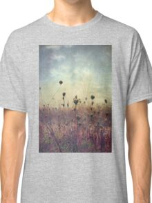 Her Mind Wandered in Beautiful Worlds Classic T-Shirt