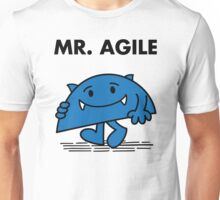 Mr. Agile Unisex T-Shirt