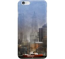The Nature of Nantucket iPhone Case/Skin