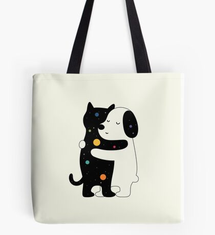 Universal Language Tote Bag