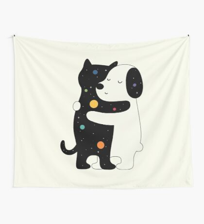 Universal Language Wall Tapestry