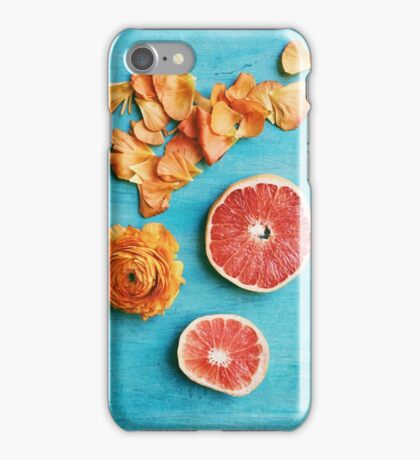 She Made Her Own Sunshine iPhone Case/Skin