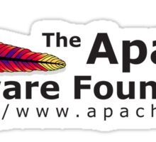 Apache Sticker