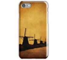Windmills iPhone Case/Skin