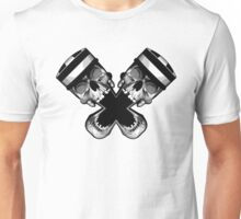 Skull Convicts Unisex T-Shirt