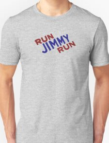 Run Jimmy Run Unisex T-Shirt