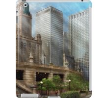 City - Chicago IL - Continuing a Legacy iPad Case/Skin
