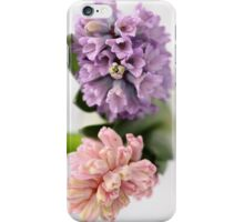 The Sweet Scent of Hyacinths  - JUSTART ©  iPhone Case/Skin