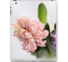 The Sweet Scent of Hyacinths  - JUSTART ©  iPad Case/Skin