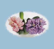 The Sweet Scent of Hyacinths  - JUSTART ©  Kids Clothes
