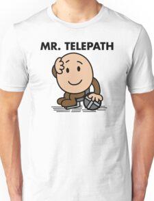 Mr. Telepath Unisex T-Shirt