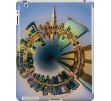 Planet Downtown Dubai iPad Case/Skin