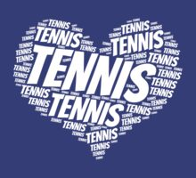 heart Tennis by Vedangi Shinde