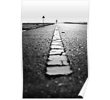 Dubai Ghost Road Poster