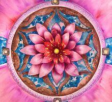 Mandala Of Health by Anna Miarczynska