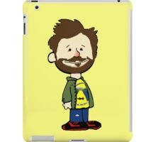You're Illiterate, Charlie iPad Case/Skin