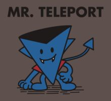Mr. Teleport Kids Clothes