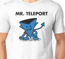 Mr. Teleport Unisex T-Shirt