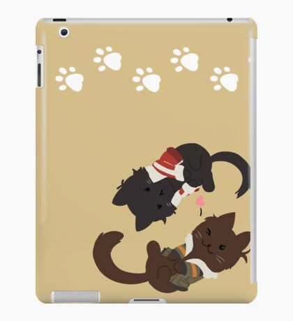 Nyance and Keitten iPad Case/Skin