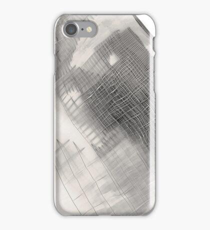 Desertification - skinning clay iPhone Case/Skin