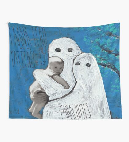 Parachutes Flag Wall Tapestry